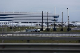 У стадиона «Калининград» оборудуют спортивную площадку за 2,7 млн рублей