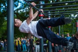 В Калининграде планируют организовать этап Кубка мира по воркауту