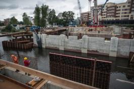 Власти выделили 75 млн рублей на строительство пешеходного тоннеля под Высоким мостом