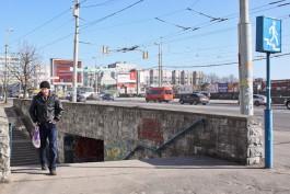 Спецпроект «Навигатор»: Власти не планируют строительство надземных и подземных переходов в Калининграде