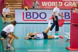 «На своих ошибках»: итоги выступления российских волейболисток в Калининграде