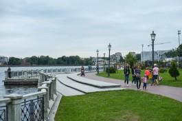 Директора Калининградской службы заказчика наказали за нарушение при закупке по охране Верхнего озера
