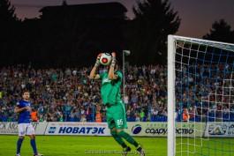 «Впервые за 21 год»: как «Балтика» уступила дома «Динамо» в Кубке России