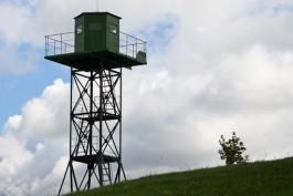 Польские пограничники оштрафовали туристов за фотографию на границе с Россией