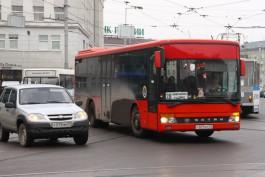 Контролёры будут проверять внешний вид и чистоту калининградских автобусов