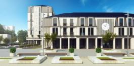 КЖД просит Горсовет разрешить строительство гостиниц рядом с путями
