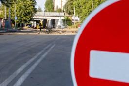 На улице Киевской в Калининграде до конца ноября откроют трамвайное движение