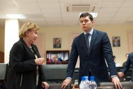 Прокуратура внесла представление Алиханову из-за нарушений в министерстве Серой