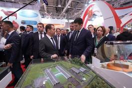 Медведев поддержал создание селекционно-генетического центра в Калининградской области