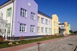 «Снимают напряжённость»: в Калининграде открыли новый корпус детского сада