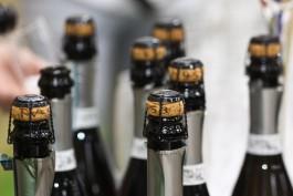 В Светлогорске у бизнесмена изъяли 4000 бутылок алкоголя без акцизных марок
