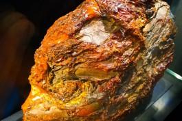 Федеральные власти хотят ввести уголовную ответственность за сделки с незаконно добытым янтарём