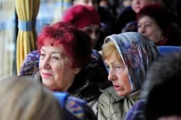 «По стройкам и не только»: в Калининграде чиновники провели экскурсию для ветеранов