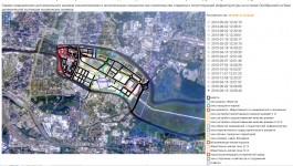 Калининградские учёные запустили мониторинг стройки стадиона к ЧМ-2018 из космоса