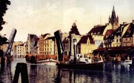 «Живой Кёнигсберг»: Кузнечный мост