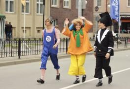 «Фестивали, концерты и перформансы»: программа празднования Дня города-2016