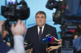Новый мэр Калининграда рассказал о ближайших планах