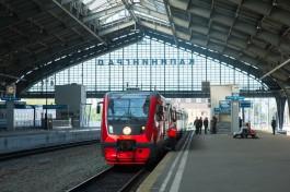 РЖД выделяют 107 млн рублей на реконструкцию платформы Южного вокзала в Калининграде