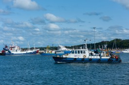 Судебные приставы заставили моряка из Правдинска заплатить полмиллиона рублей долга по алиментам