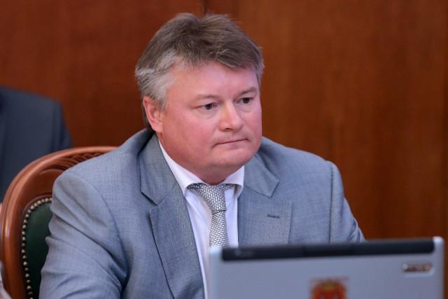 Экс-глава комитета финансов Смольного стал врио вице-премьера Калининградской области