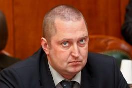 Максим Федосеев покинул пост вице-премьера областного правительства