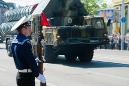 В Калининграде из-за репетиций парада Победы перекроют движение в центре города