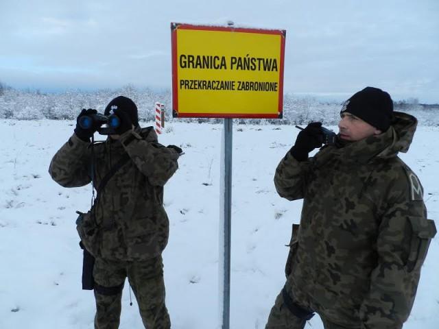Двое поляков пересекли границу, чтобы сделать фото напамять