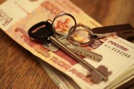 Житель Балтийска оплатил около 1,5 млн рублей долга после ареста квартиры