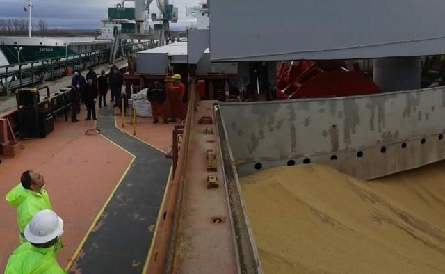 Напришвартовавшемся вСветлом судне изНигерии отыскали два трупа