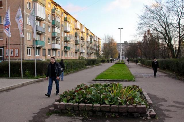 В Калининграде определили подрядчика для благоустройства пешеходной зоны на Рокоссовского