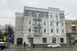 «Круглые арки и граффити»: на проспекте Мира отремонтировали ещё один довоенный дом