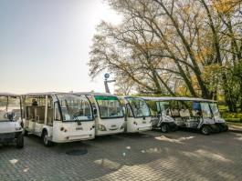 В Зеленоградске разработали туристические маршруты для электромобилей