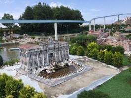 «Подорожники-14»: День 5. Римини, парк «Италия в миниатюре»