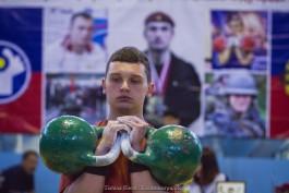 «Терпение и труд»: в Калининграде провели мемориал Эдуарда Ахраменко по гиревому спорту