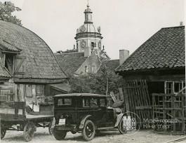 «Когда нужно побыть дома»: почитайте наш новый очерк про Капустный уголок в Кёнигсберге