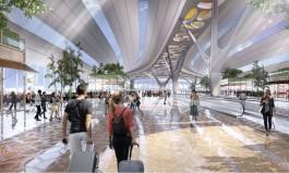 «Как янтарь»: в Польше представили проекты будущего главного аэропорта страны