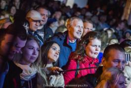 За четыре дня фестиваля фейерверков в Зеленоградске шоу увидели 200 тысяч зрителей