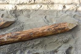 Власти недовольны темпами установки бун для намыва пляжа в Светлогорске