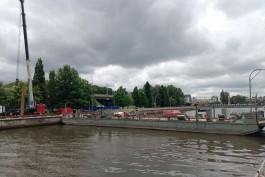 Открытие нового моста на остров Канта в Калининграде перенесли на 2022 год
