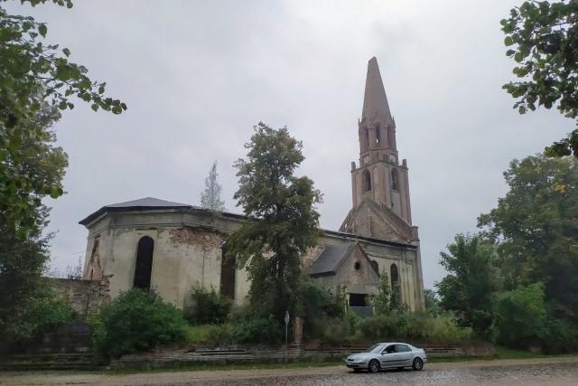 Реставрацией кирхи XVIII века в посёлке Ясное займётся московская компания
