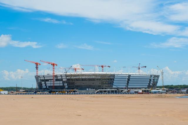Мынедопустим превращения стадионов ввещевые рынки— Путин