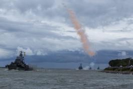 Литва обеспокоена отправкой китайских военных кораблей в Калининградскую область
