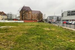 Проект торгового комплекса на месте кондитерской фабрики в Калининграде отправили на доработку