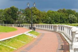 На Верхнем озере в Калининграде установят охранные посты