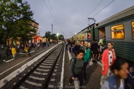 С 22 августа в Зеленоградске начнут ремонтировать ж/д платформу