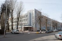 Минобороны выделит 100 млн рублей на капремонт Дома офицеров в Калининграде