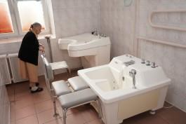 В госпитале для ветеранов в Калининграде открылось гериатрическое отделение