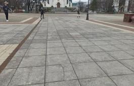 Кропоткин рассказал, почему на площади Победы в Калининграде каждый год трескается плитка