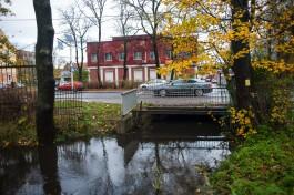 Власти Калининграда ликвидируют все незаконные проезды, мешающие водоотведению