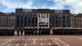 К 1 сентября в Калининграде достроили новый корпус Нахимовского училища